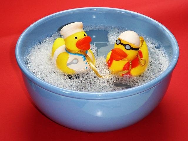 dětské hračky do bazénu