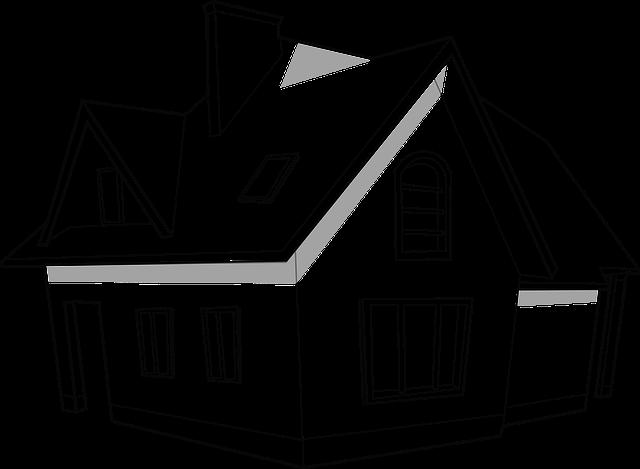 nákres nového domu